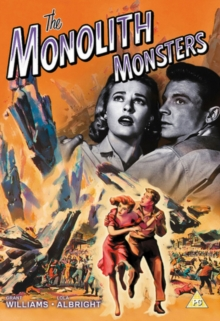 The Monolith Monsters, DVD DVD