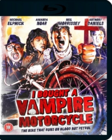 I Bought a Vampire Motorcycle, Blu-ray BluRay