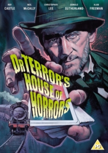 Dr Terror's House of Horrors, DVD DVD