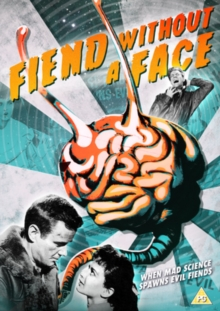 Fiend Without a Face, DVD DVD