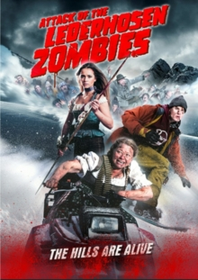 Attack of the Lederhosenzombies, DVD DVD