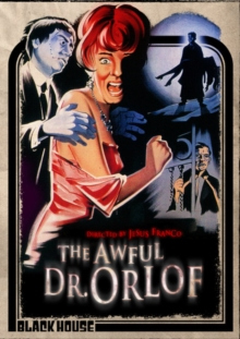 The Awful Dr Orlof, DVD DVD