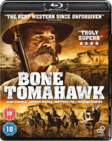 Bone Tomahawk, Blu-ray BluRay