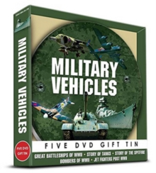 Military Vehicles, DVD DVD