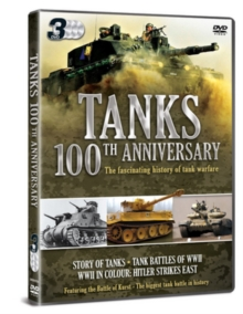 Tanks - 100th Anniversary, DVD DVD