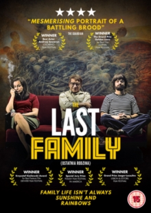 The Last Family, DVD DVD