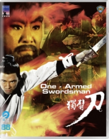 The One-armed Swordsman, Blu-ray BluRay