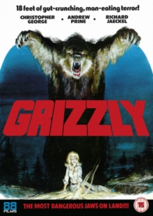 Grizzly, DVD DVD
