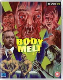 Body Melt, Blu-ray BluRay