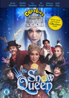 CBeebies: The Snow Queen, DVD DVD