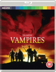 Vampires, Blu-ray BluRay