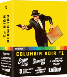 Columbia Noir #1, Blu-ray BluRay
