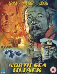 North Sea Hijack, Blu-ray BluRay