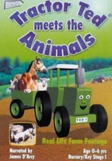 Tractor Ted: Meets the Animals, DVD  DVD