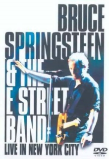Bruce Springsteen: Live in New York City, DVD DVD