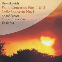 Piano Concertos Nos. 1&2, CD / Album Cd