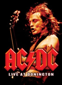 AC/DC: Live at Donington, DVD DVD
