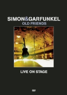 Simon and Garfunkel: Old Friends Live On Stage, DVD  DVD