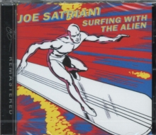 Surfing With The Alien: (Remastered), CD / Album Cd