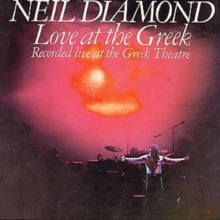 Love at the Greek, CD / Album Cd