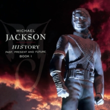 HIStory: Past, Present and Future: Book 1, CD / Album Cd