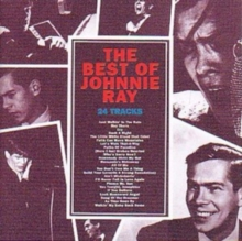 The Best Of Johnnie Ray, CD / Album Cd