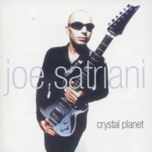 Crystal Planet, CD / Album Cd