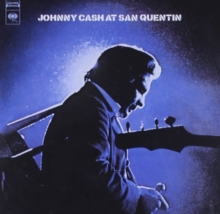 Johnny Cash at San Quentin, CD / Album Cd