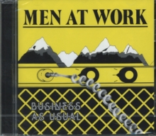 Business As Usual, CD / Album Cd