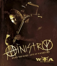 Ministry: Enjoy the Quiet - Live at Wacken 2012, Blu-ray  BluRay