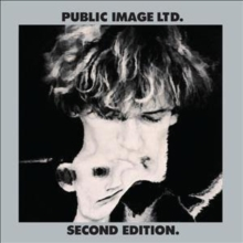 Second Edition, CD / Remastered Album Cd