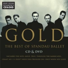 Gold: The Best of Spandau Ballet, CD / Album with DVD Cd