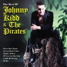 The Very Best of Johnny Kidd, CD / Album Cd
