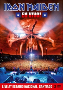 Iron Maiden: En Vivo!, DVD  DVD