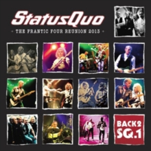 The Frantic Four Reunion: Live at Hammersmith Apollo, CD / Album (Multiple formats box set) Cd