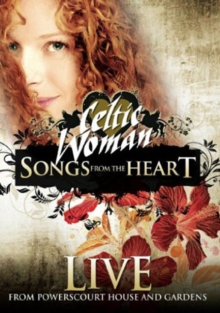 Celtic Woman: Songs from the Heart, DVD  DVD