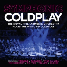 Symphonic Coldplay, CD / Album Cd