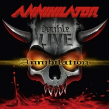 Double Live Annihilation, CD / Album Cd