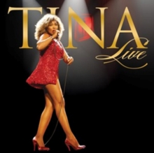 Tina Live, CD / Album with DVD Cd