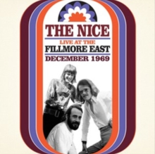 Live at the Fillmore East December 1969, CD / Album Cd