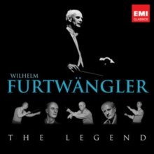 Wilhelm Furtwangler: The Legend, CD / Album Cd