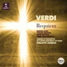 Verdi: Requiem, CD / Album Cd