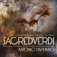 Sacred Verdi, CD / Album Cd