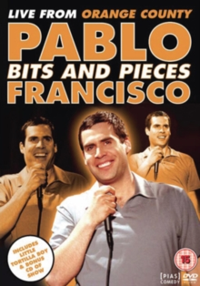 Pablo Francisco: Bits and Pieces - Live from Orange County, DVD  DVD