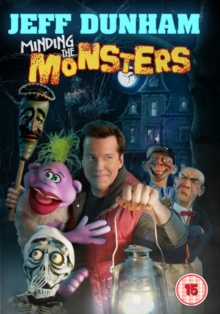 Jeff Dunham: Minding the Monsters, DVD  DVD