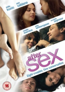 After Sex, DVD  DVD