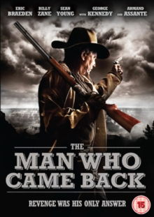 The Man Who Came Back, DVD DVD
