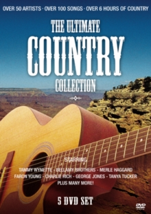 The Ultimate Country Collection, DVD DVD