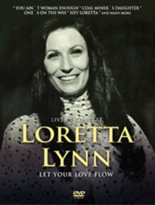Loretta Lynn: Let Your Love Flow, DVD  DVD