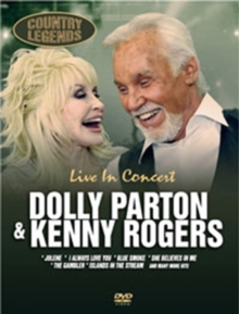 Dolly Parton and Kenny Rogers: Live in Concert, DVD  DVD